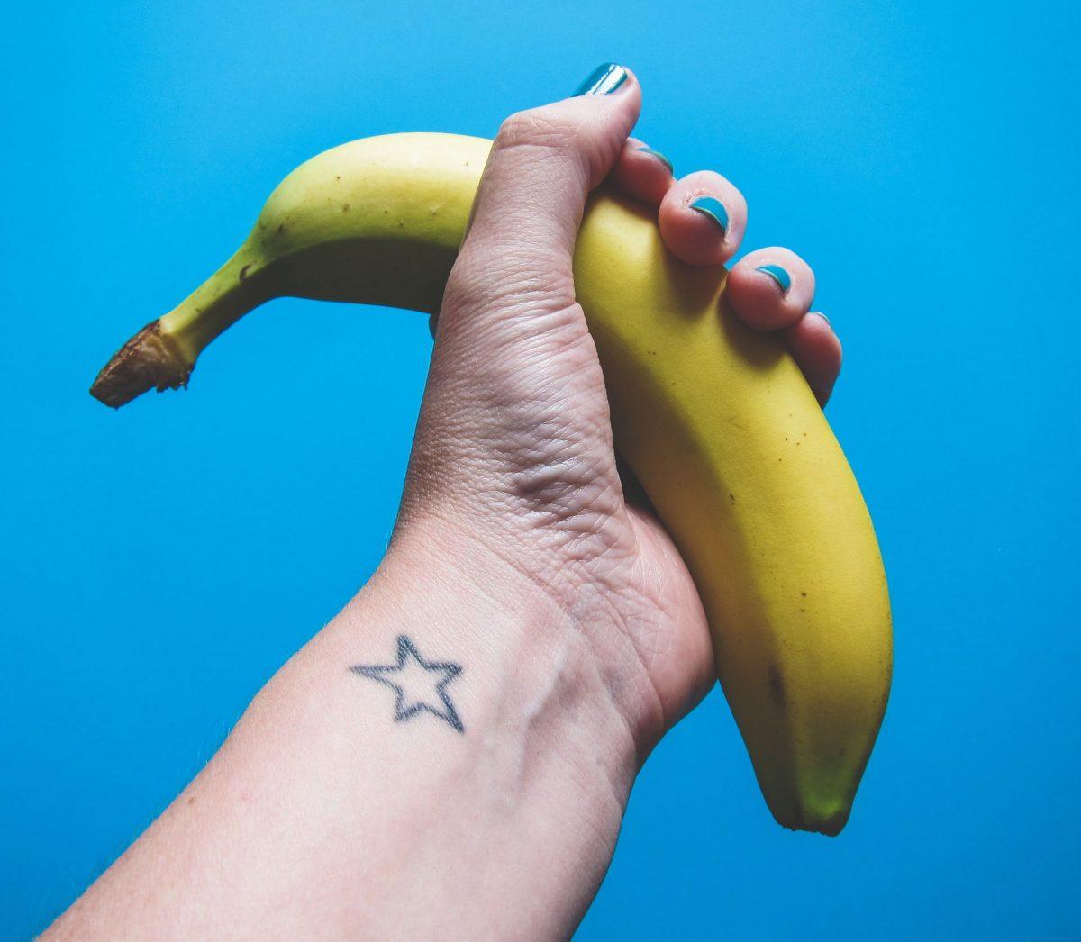Fire ting der kan redde dine bananer