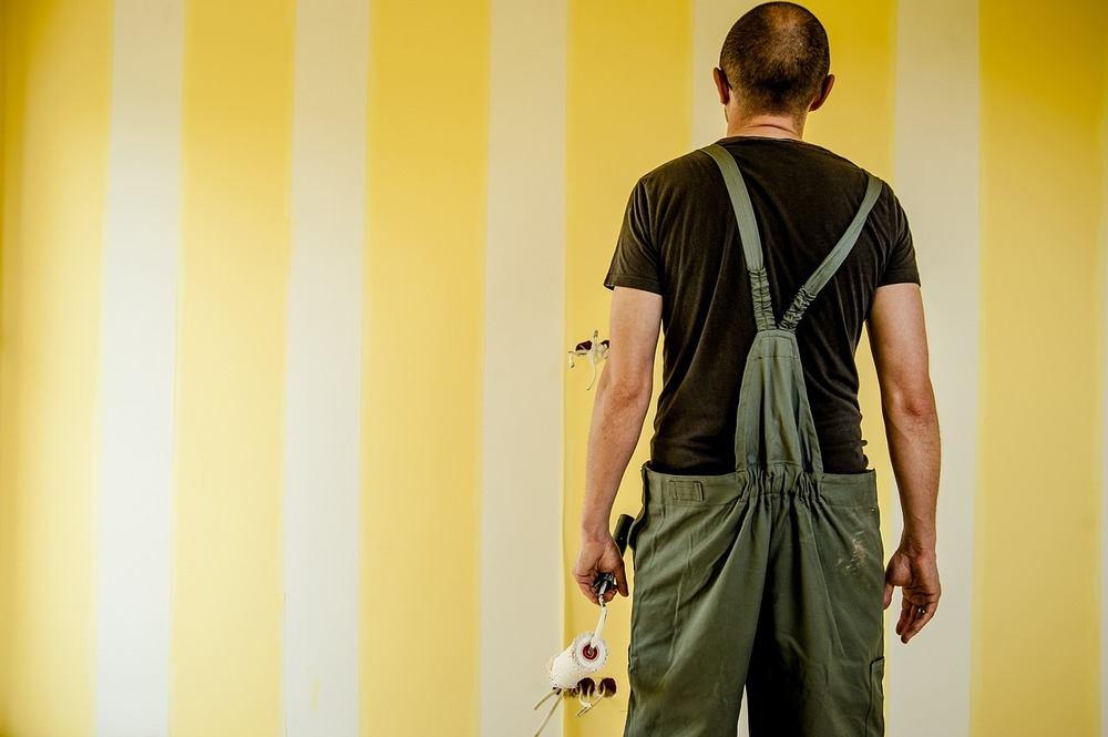 Lad et professionelt malerfirma forestå maling af din bolig